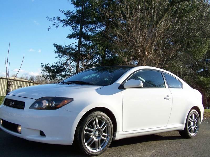 2010 Scion Tc Base 2dr Coupe 4A In Leesburg VA - A+ Motors LLC