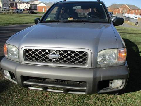 2000 Nissan Pathfinder