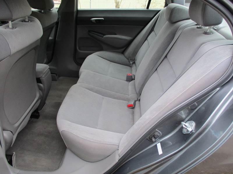 2009 Honda Civic LX 4dr Sedan 5A - Leesburg VA