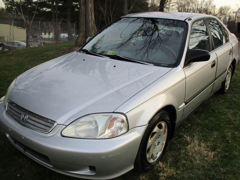 1997 Honda Civic LX 4dr Sedan - Leesburg VA