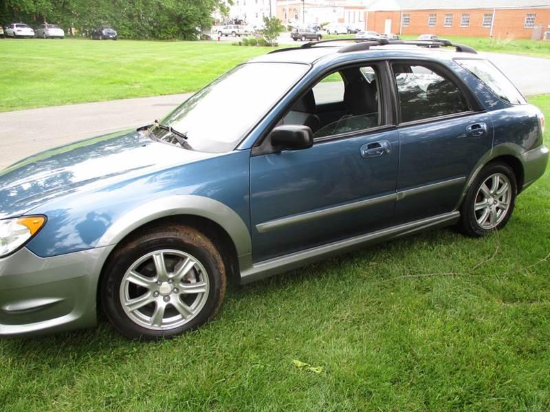 2007 Subaru Impreza AWD Outback Sport 4dr Wagon (2.5L F4 4A) - Leesburg VA