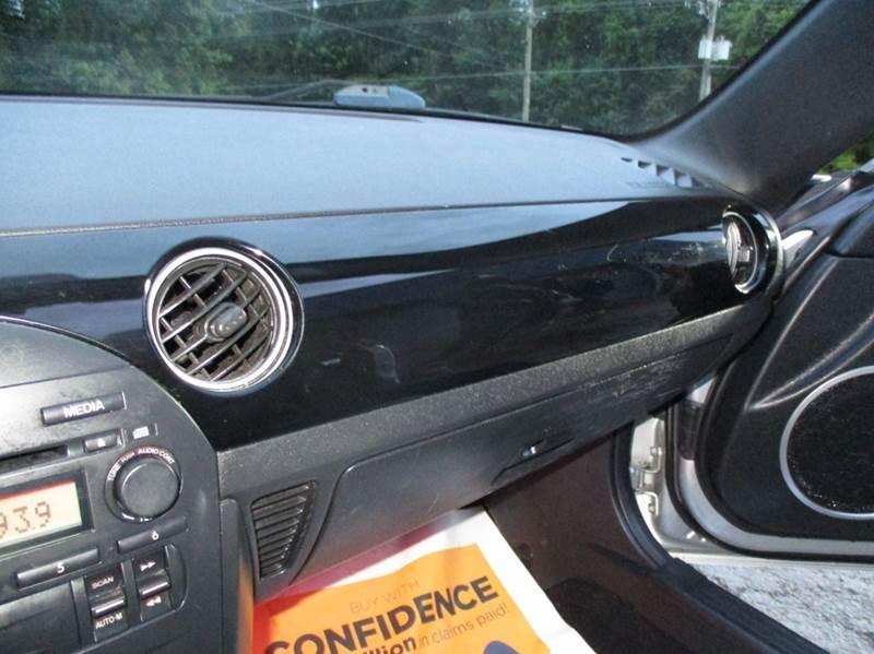 2007 Mazda MX-5 Miata Touring 2dr Convertible (2L I4 6A) - Leesburg VA