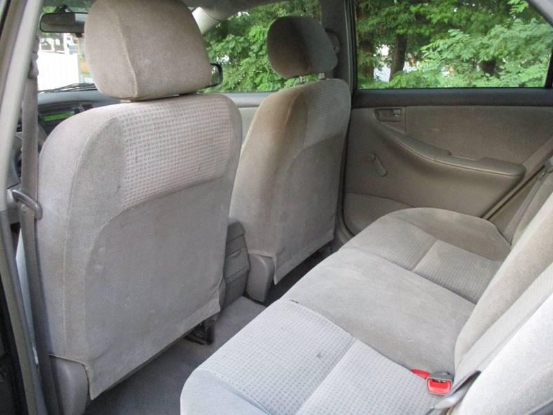2005 Toyota Corolla CE 4dr Sedan - Leesburg VA