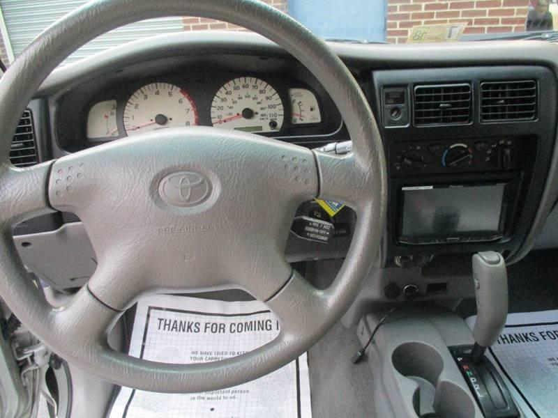 2003 Toyota Tacoma 2dr Xtracab PreRunner V6 Rwd SB - Leesburg VA