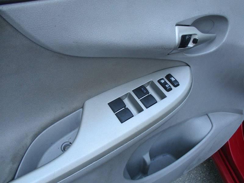 2010 Toyota Corolla LE 4dr Sedan 4A - Leesburg VA