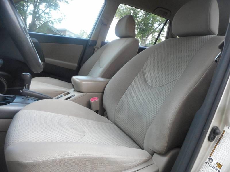 2008 Toyota RAV4 4x4 4dr SUV - Leesburg VA