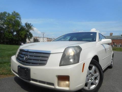 2005 Cadillac CTS for sale in Leesburg, VA