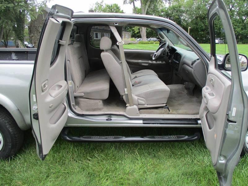 2003 Toyota Tundra 4dr Access Cab SR5 4WD SB V8 - Leesburg VA