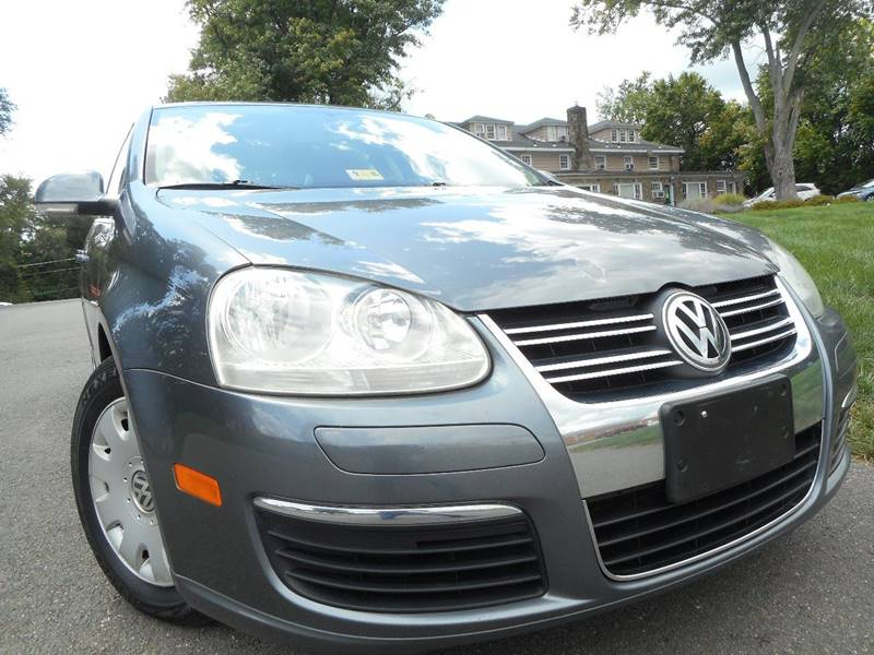 2006 Volkswagen Jetta Value Edition 4dr Sedan (2.5L I5 6A) - Leesburg VA