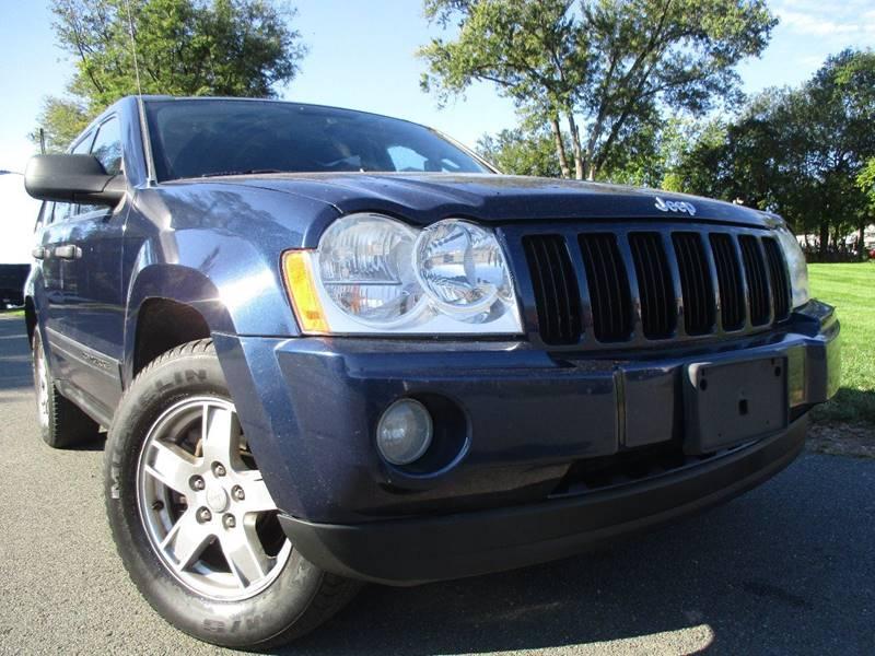 2005 Jeep Grand Cherokee 4dr Laredo 4wd Suv In Leesburg Va A