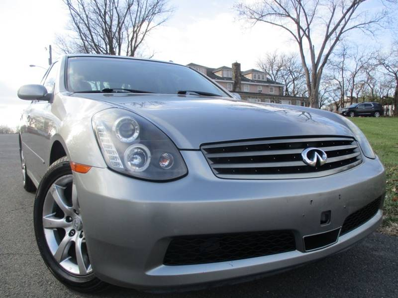 2006 infiniti g35 sedan maintenance schedule