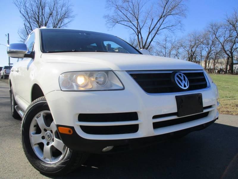 Volkswagen Touareg 2007 V6 AWD 4dr SUV