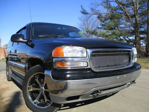 2000 GMC Yukon XL for sale in Leesburg, VA