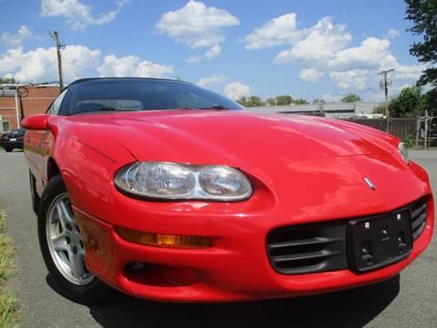 1999 Chevrolet Camaro for sale in Leesburg, VA