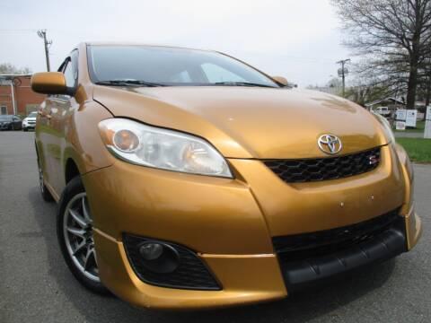2009 Toyota Matrix for sale at A+ Motors LLC in Leesburg VA