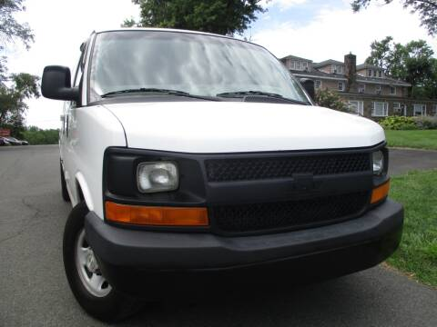 2014 Chevrolet Express Cargo for sale at A+ Motors LLC in Leesburg VA