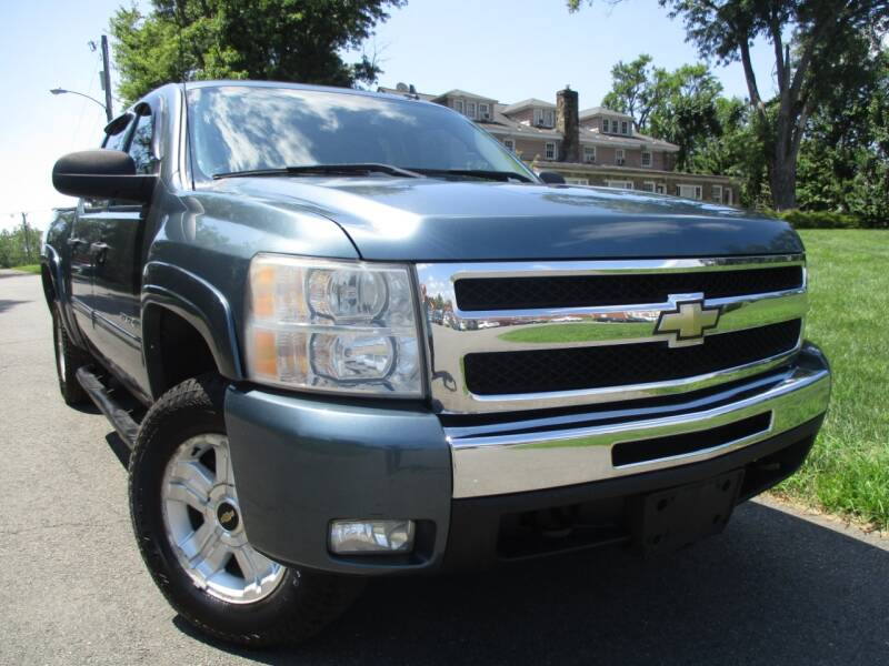 2009 Chevrolet Silverado 1500 for sale at A+ Motors LLC in Leesburg VA