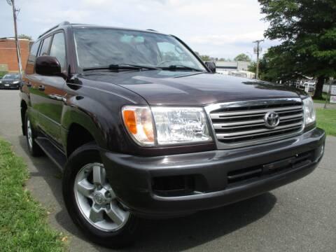 2005 Toyota Land Cruiser for sale at A+ Motors LLC in Leesburg VA
