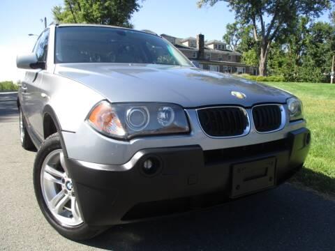 2005 BMW X3 for sale at A+ Motors LLC in Leesburg VA