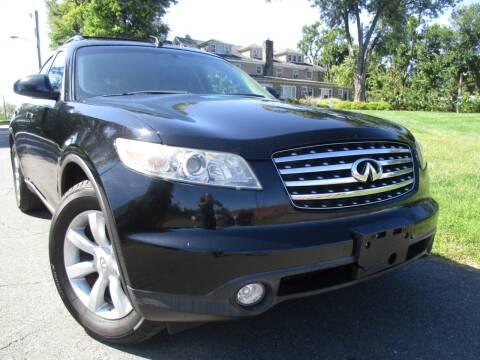 2005 Infiniti FX35 for sale at A+ Motors LLC in Leesburg VA