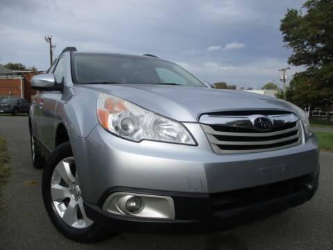2012 Subaru Outback for sale at A+ Motors LLC in Leesburg VA