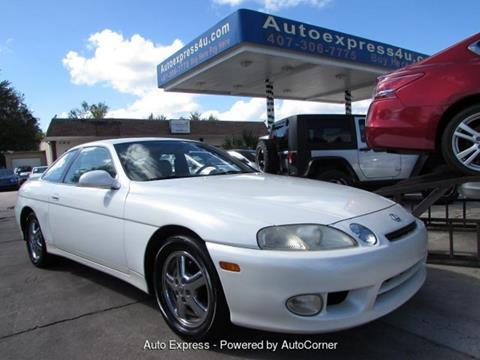 1997 Lexus SC 400 for sale in Orlando, FL