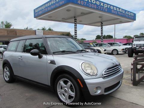 Mini Cooper Orlando >> Mini Cooper Clubman For Sale In Orlando Fl Carsforsale Com