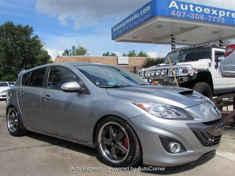 Mazdaspeed3 For Sale >> 2012 Mazda Mazdaspeed3 For Sale In Orlando Fl