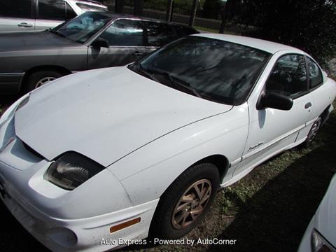 2000 Pontiac Sunfire For Sale Carsforsale