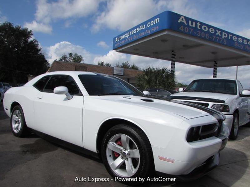 2011 Dodge Challenger In Orlando Fl Auto Express Enterprises Inc