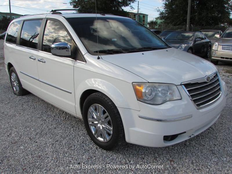 2010 Chrysler Town And Country Limited 4dr Mini Van In Orlando Fl
