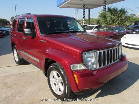 2012 Jeep Liberty for sale in Orlando, FL