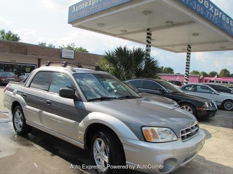 2005 Subaru Baja For Sale In Orlando FL