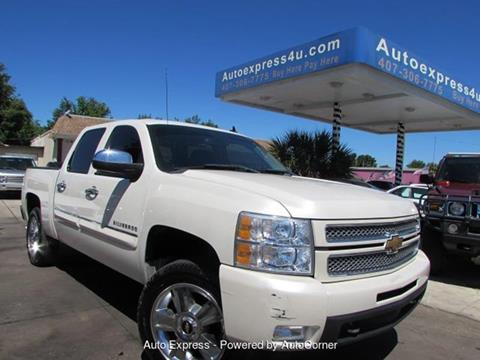 2012 Chevrolet Silverado 1500 for sale in Orlando, FL