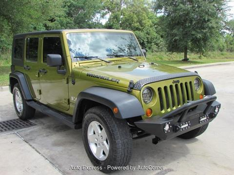 2007 Jeep Wrangler Unlimited for sale in Orlando, FL