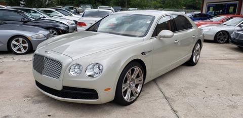 2016 Bentley Flying Spur for sale in Orlando, FL