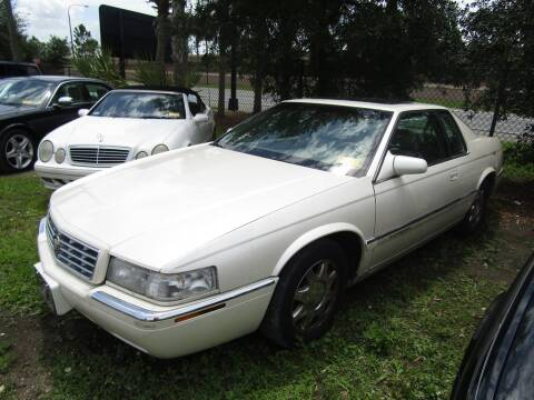 used 1996 cadillac eldorado for sale in florida carsforsale com carsforsale com