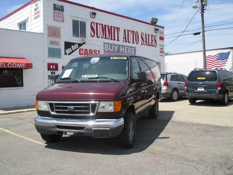 2006 Ford E-series Cargo  Miles 1Color Burgundy Stock 6841 VIN 1FTSS34P56DB28778