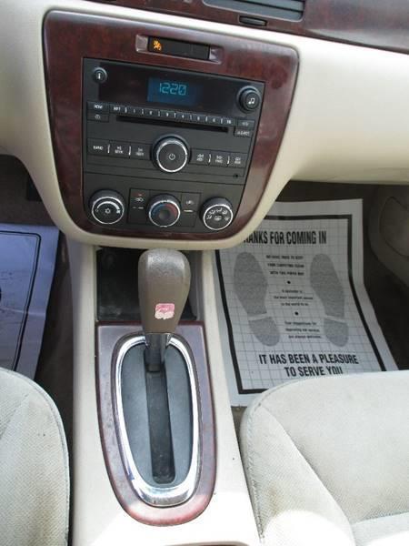2006 Chevrolet Impala LS 4dr Sedan - Pontiac MI