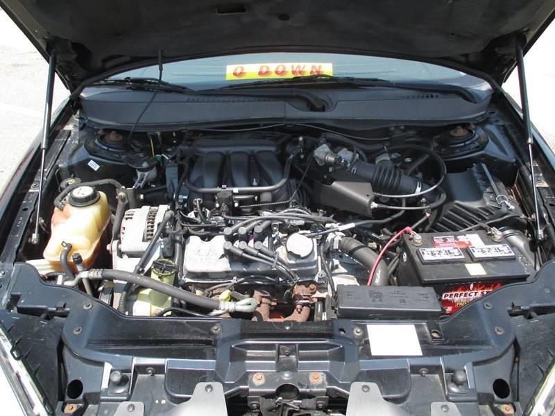 2007 Ford Taurus SE Fleet 4dr Sedan - Pontiac MI