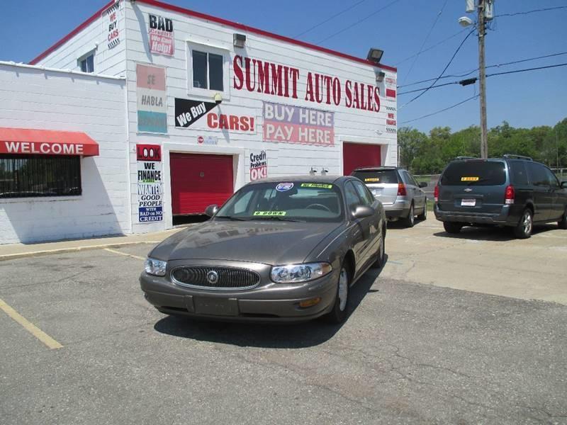 2001 Buick Lesabre car for sale in Detroit