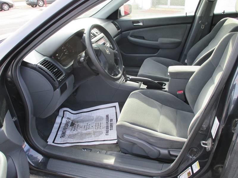 2007 Honda Accord LX 4dr Sedan (2.4L I4 5A) - Pontiac MI