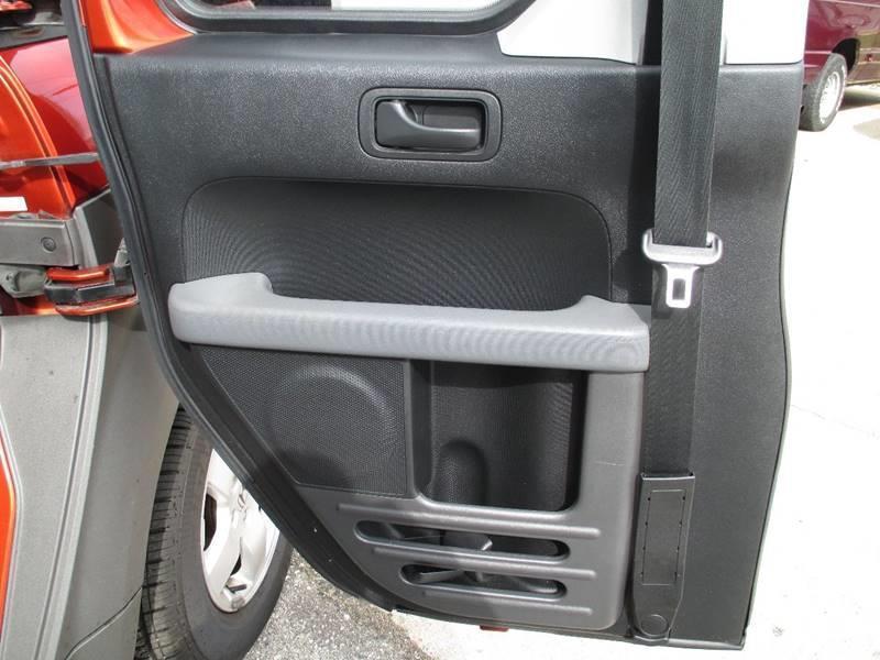2004 Honda Element AWD EX 4dr SUV - Pontiac MI