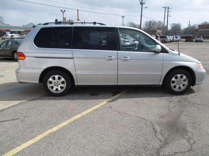2002 Honda Odyssey EX 4dr Mini-Van - Pontiac MI