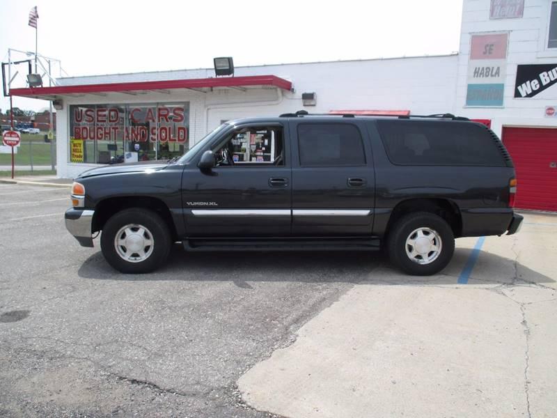 2004 GMC Yukon XL 1500 4dr SUV - Pontiac MI