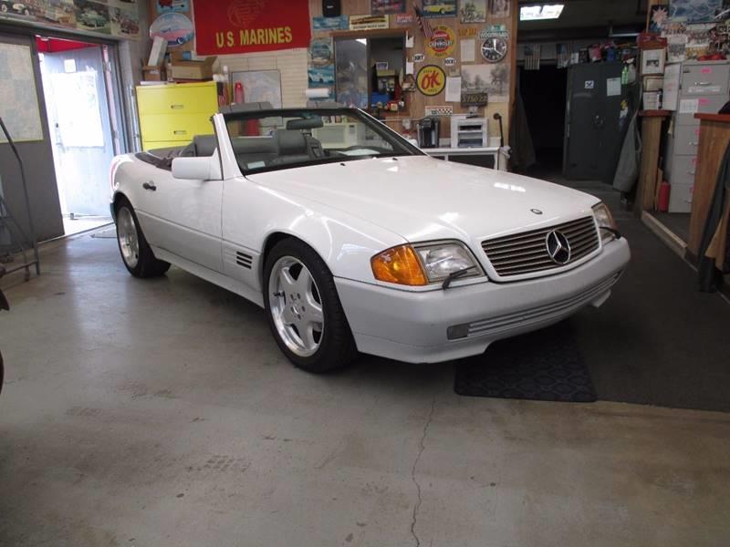 1993 Mercedes-Benz 500-Class 500 SL 2dr Convertible - Pontiac MI