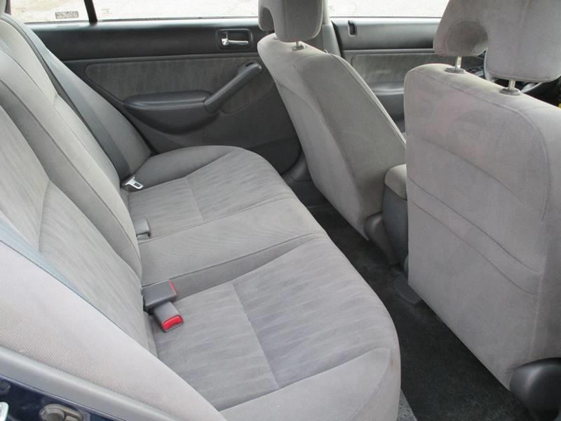 2003 Honda Civic LX 4dr Sedan - Pontiac MI