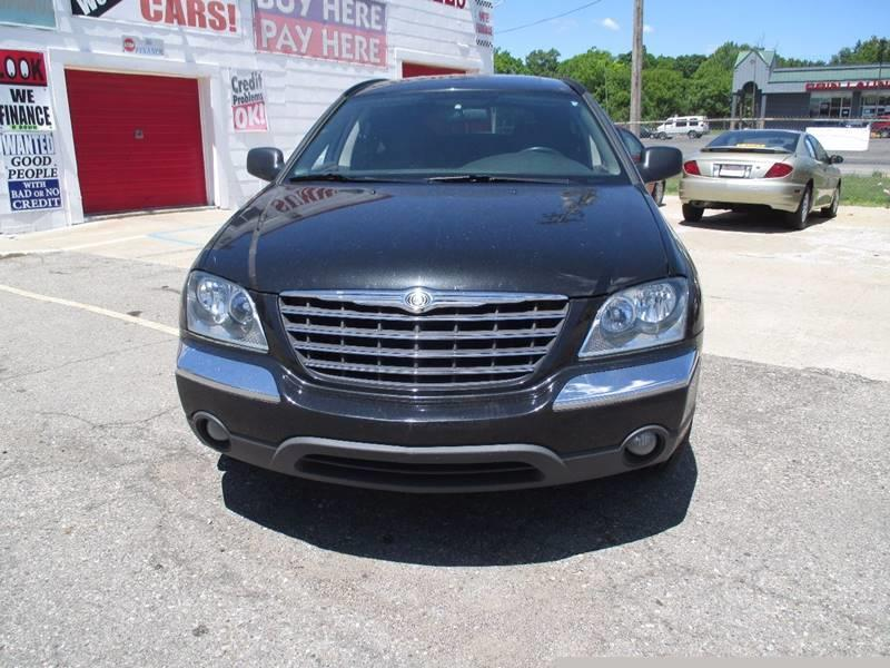 2006 Chrysler Pacifica Touring 4dr Wagon - Pontiac MI