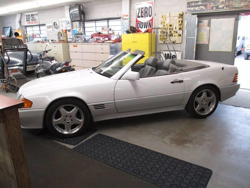 1993 Mercedes-Benz 500-class car for sale in Detroit