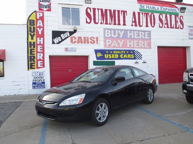 2003 Honda Accord car for sale in Detroit
